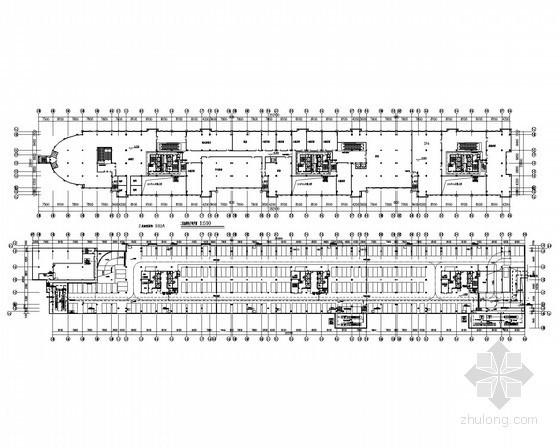 [郑州]一层高层办公楼建筑全套电气施工图纸