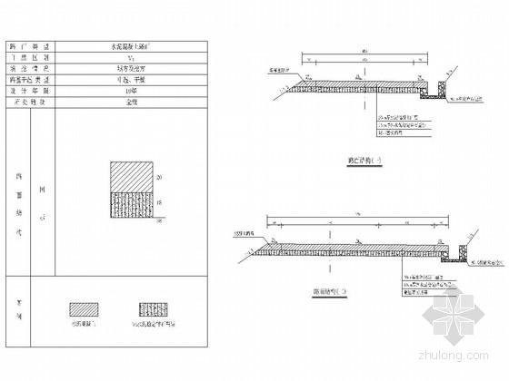 [重庆]四级公路改建工程施工图设计159张(含涵洞)