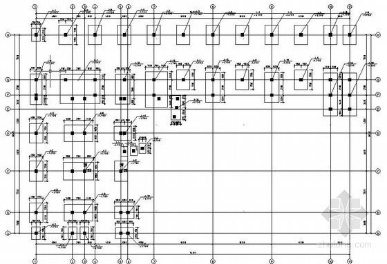 [毕业设计]四层框架结构教学楼设计