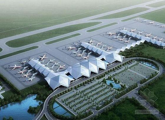 2012版民用机场场道工程预算定额(234页)