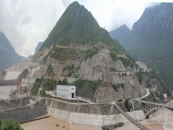 水电站工程区排水及泥石流防治专项报告