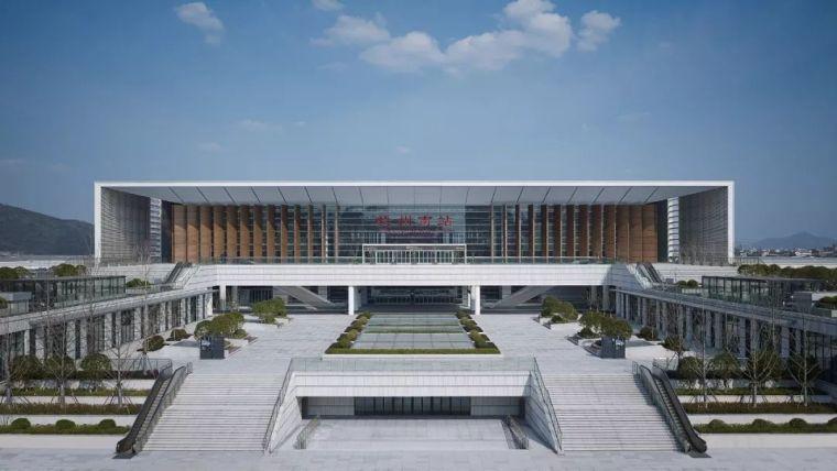 杭州铁路南站竣工 gmp在国内第二座交通建筑落成_1