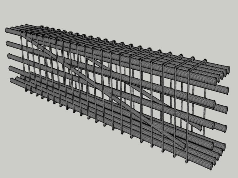 敦煌国际酒店3#楼钢筋工程施工方案
