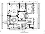 [浙江]混搭风格玫瑰半岛别墅设计施工图(附效果图)
