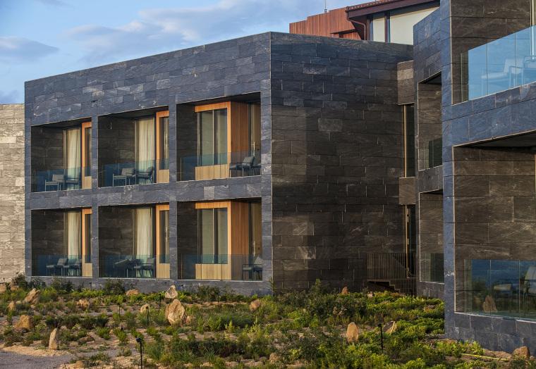 西班牙纵享山海美景的Akelarre酒店