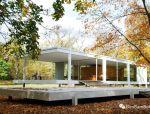大师经典系列   密斯Farnsworth House参数化BIM教程实例