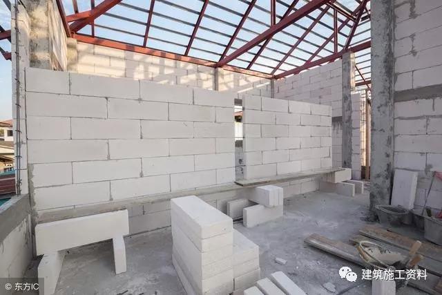 全面的二次结构砌筑施工技术交底