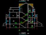 中海.莱茵东郡二期B2、F5号楼别墅施工图