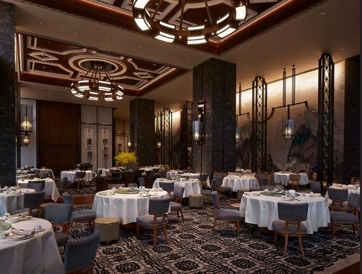 [香港]满福楼餐馆室内设计概念方案
