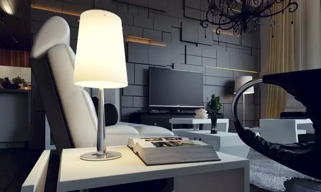 客厅装修必看,最新款客厅背景墙装修图片大全鉴赏_11