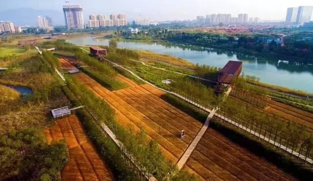 """从""""海绵城市""""到""""蔓藤城市"""",景观设计要修复国土,造秀美山川_7"""