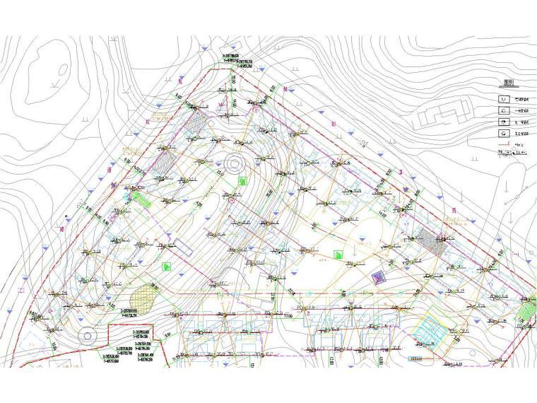 宜宾多层商住楼岩土工程详细勘察报告(相关图表齐全)