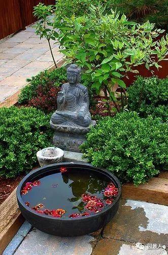 花园景观·石器小景_22