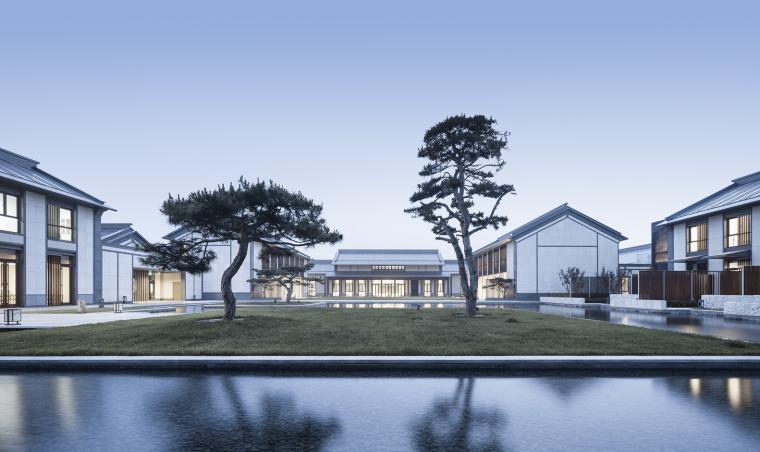威海国医院建筑