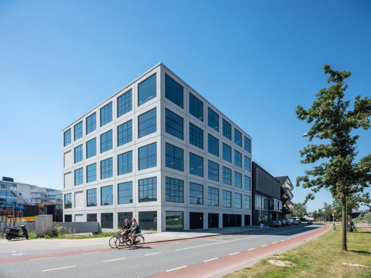 荷兰Salt方块办公楼
