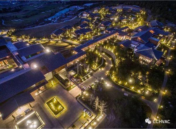 案例赏析| 金茂丽江雪山酒店的空调设计
