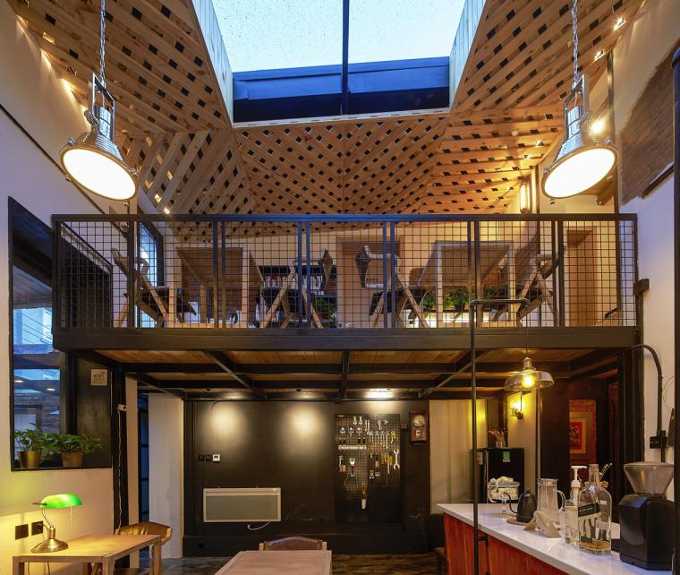 北京北海百年糖房改造-101-天桥与咖啡休憩区(推荐封面)