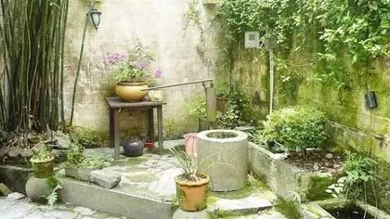 乡村庭院这么美,你有什么理由不喜欢!_12