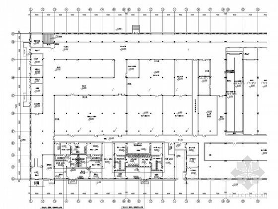 [天津]屠宰车间给排水及消防施工图(排  水分流制)