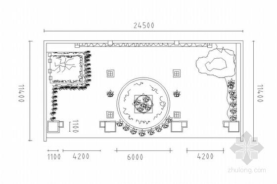 [滕州]国家级花事盛会花卉博览会展览区装修图(含效果图)