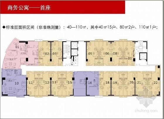 公寓项目项目定位专题研究报告(含设计图 104页)