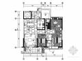[广州]130平米创意样板间室内施工图
