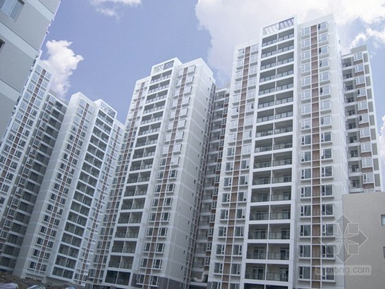 [山西]高层安置群房工程监理规划及细则160页(8栋建筑、流程图丰富、14年编制)