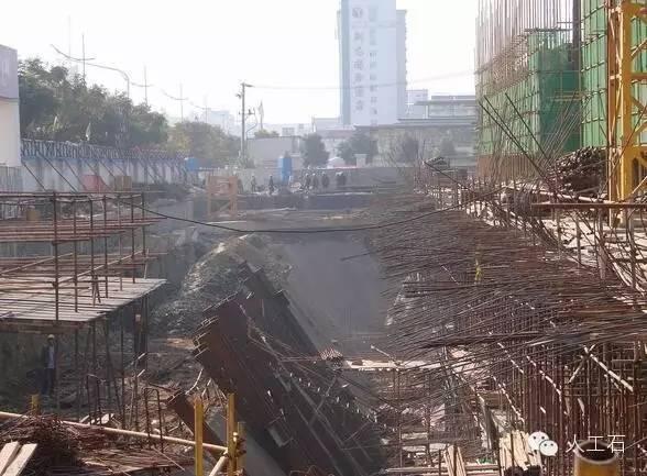 新技术丨城市中心靠近地铁的深基坑如何施工?_2