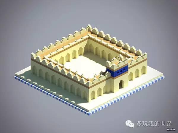 值得学习的建筑技巧设计非常独特的十款城墙_4