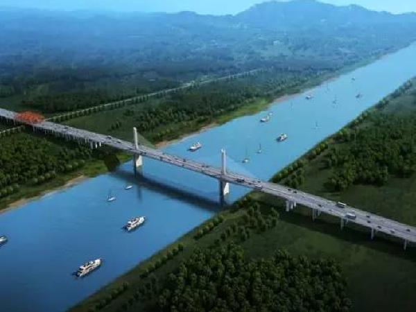 不是每个工地都有这么精细的桥梁施工动画