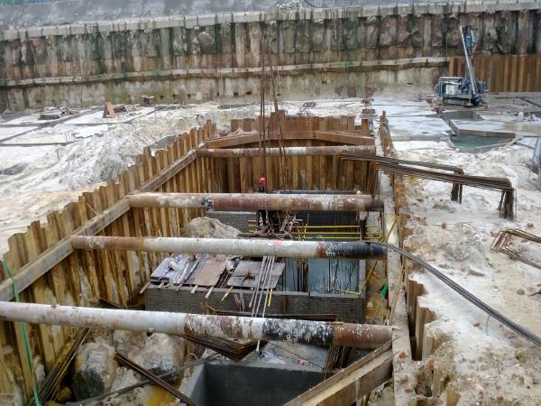 施工必须了解的8种基坑支护