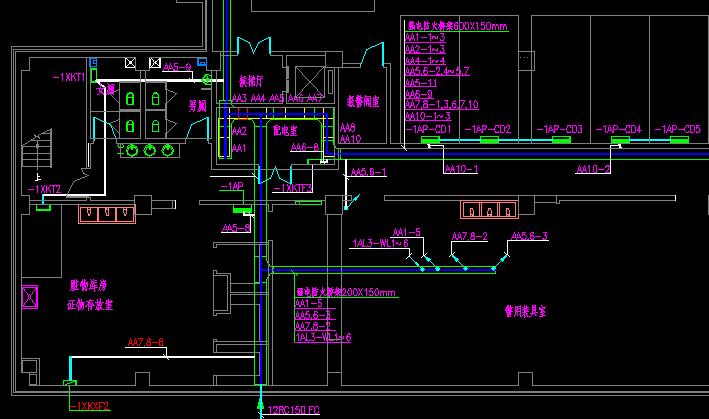 审图必备,建筑电气设计审图要点汇总_5
