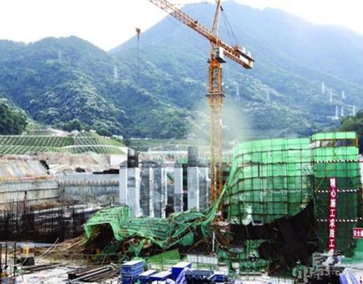 深圳在建地铁站局部倒塌,致1死3伤!