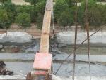 悬挑层型钢