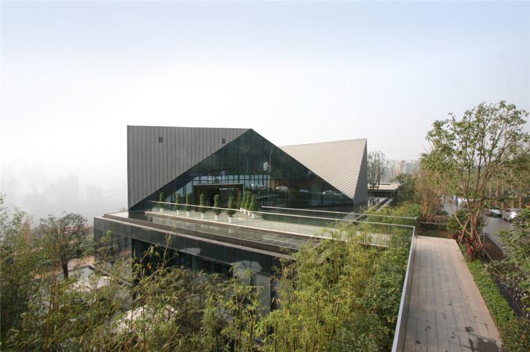 重庆绿地会所
