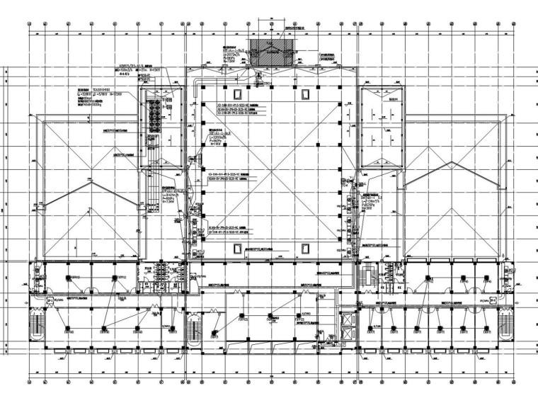 [江苏]小学综合楼电气施工图(甲级院最新)