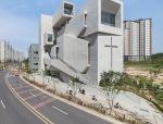 [建筑案例]韩国京畿道教堂建筑