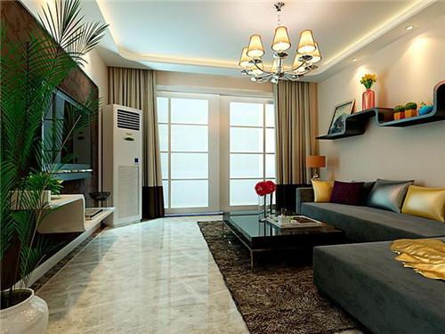 两套两房三房装修现代简约装修实例参考