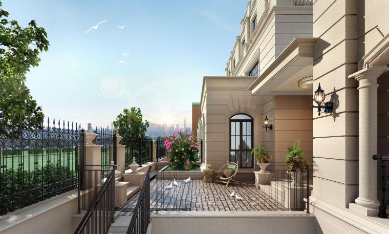郑州家装设计悠然见南山——开封塞纳左岸家居设计