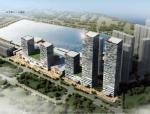 [河北]高层现代风格万达项目建筑施工图(含多个项目)