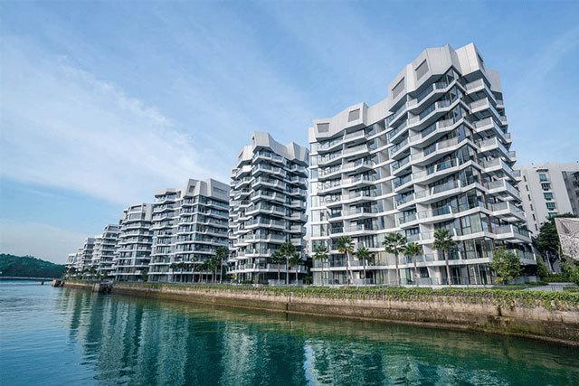 新加坡吉宝湾丽珊景住宅景观设计_6