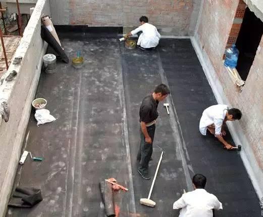 全面详细的屋面防水施工做法图解,逐层分析!_19
