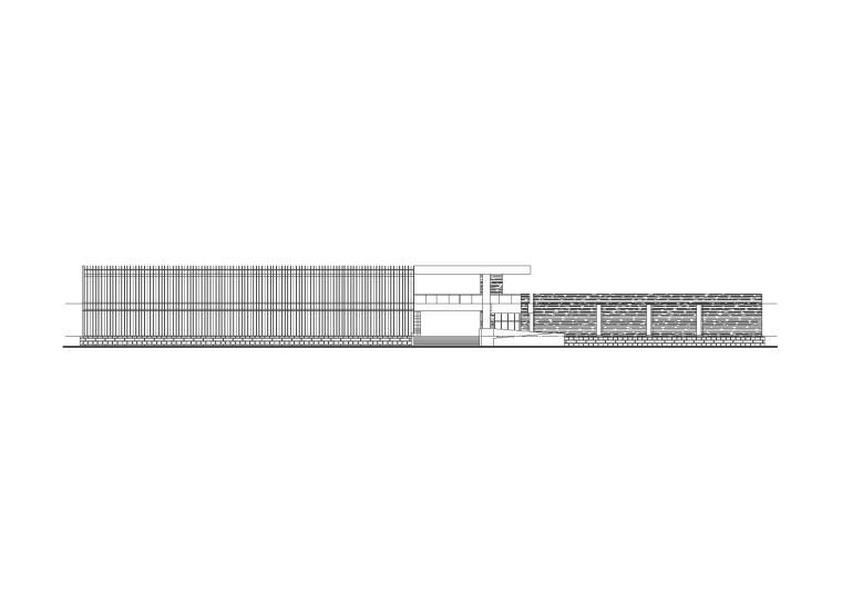 [浙江]现代风格售楼处设计方案施工图(CAD+效果图)