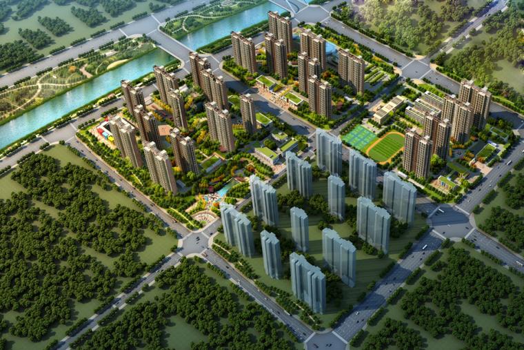 [郑州]棚户区改造项目电梯井操作平台施工方案