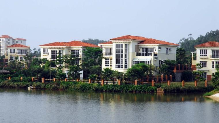 中国南海湾Clifford住宅小区_3