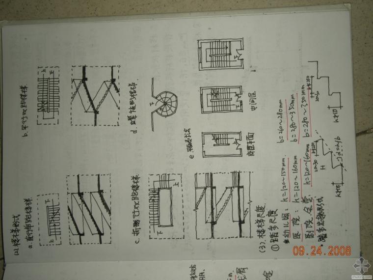 建筑构造复习资料(重点笔记+华工课堂拍摄笔记)_17