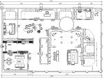 推拉门卖场店面设计施工图