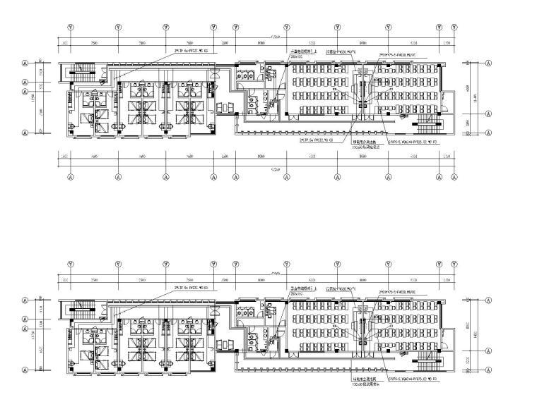 [江苏]苏州工业技术学校弱电设计全套图纸、清单、设计方案