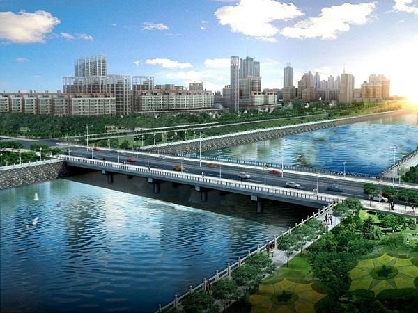 连续箱梁桥的毕业设计(40+60+40米)