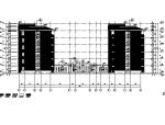[安徽]16年最新宿舍、行政楼、教室等建筑施工图(含结构电图纸)